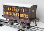Hornby couvert biscuits